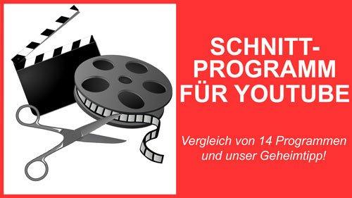 Schnittprogramm für YouTube thumbnail