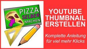 YouTube Thumbnail erstellen titelbild