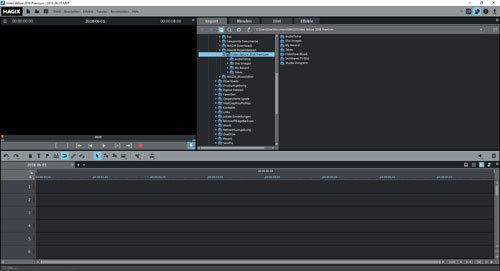 magix video deluxe youtube schnittprogramm