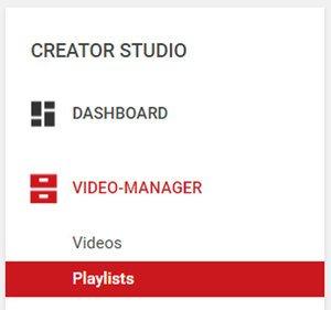 playlist erstellen und 2018 youtuber werden