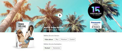 wie kann man youtuber werden magix schnittprogramm