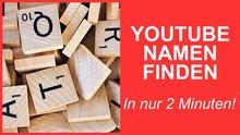 youtube namen finden
