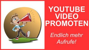 youtube video promoten