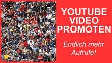 youtube video promoten