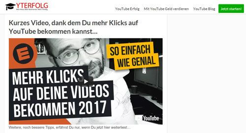 youtube video schnell verbreiten-auf-website